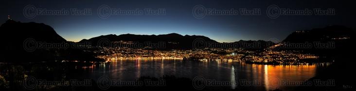 000095 Panorama da Pugerna su Lugano